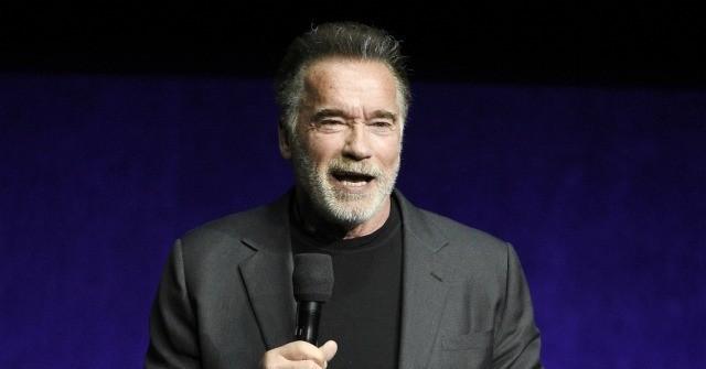 Schwarzenegger thanks Trump for tackling homelessness