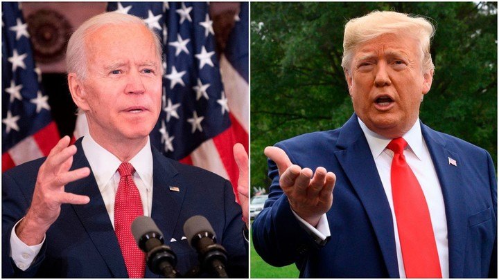 Trump vs. Biden: Senility becomes 2020 flashpoint