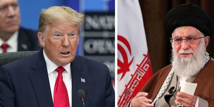 Trump Pledge to Strike Postelection Deal With Iran Draws Scrutiny