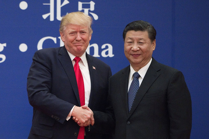 Trump has open bank account in CHINA 'that paid $189k in taxes to the communist country over three years'