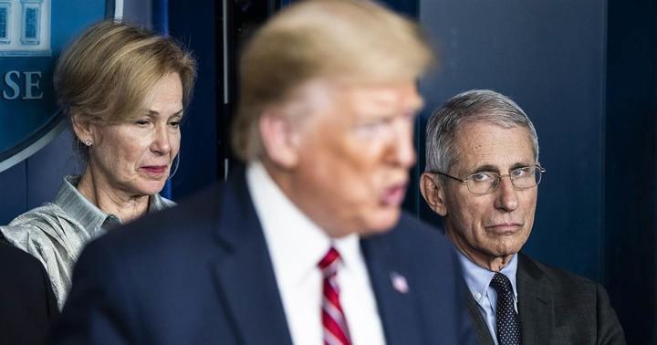 Top members of coronavirus task force advised against Trump's Tulsa rally