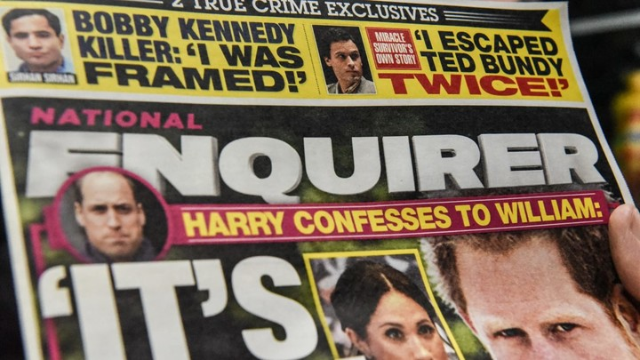 National Enquirer Chief David Pecker Out After AMI Merger