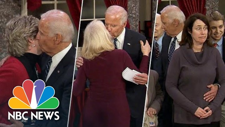 Yeah, hard to believe Biden might sexually assault a woman when nobody is around lol.