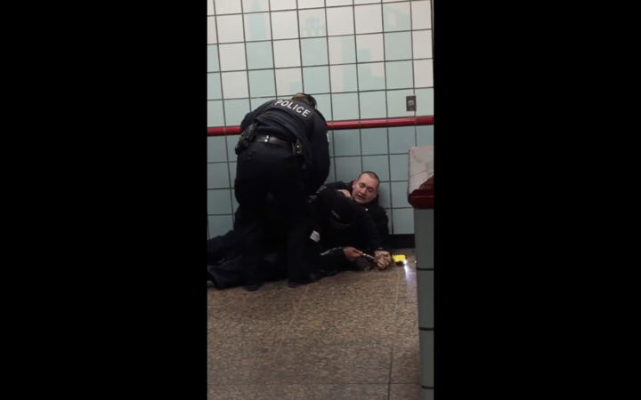 [WATCH] Black Cop Shoots Unarmed White Man in Chicago