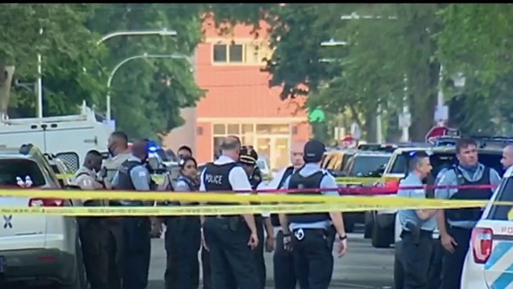 Fourth of July weekend marked by violence as girl, 7, among dead in Chicago. cities across the nation see deadly shootings.  BLM?