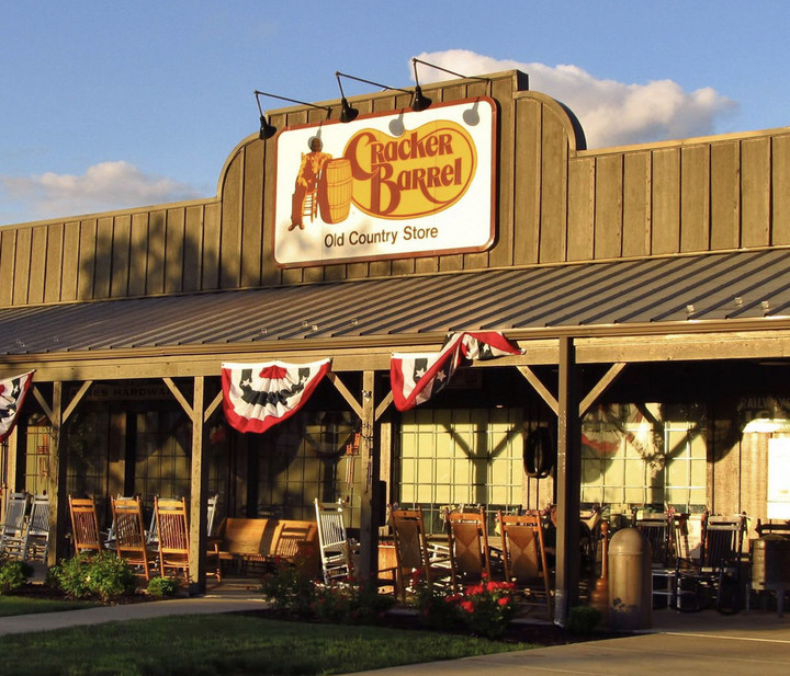 Anybody know if Cracker Barrel will be changing their name too?