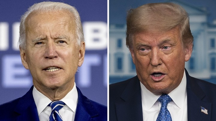 Biden snaps at question on cognitive test, then stumbles several times answering