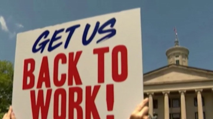 Liz Peek: Coronavirus reopening – Democrats resist, Americans persist. Here's why