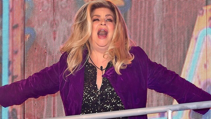Kirstie Alley sees 'pretty sad' irony regarding Trump-Biden debates