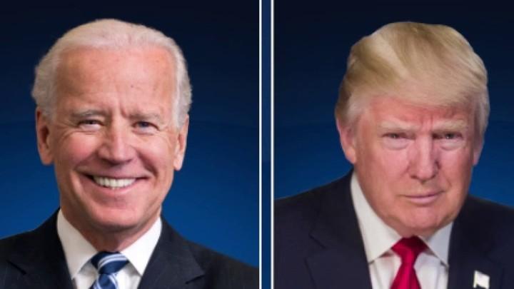 Evening newscasts 150 times more negative toward Trump than Biden, study says