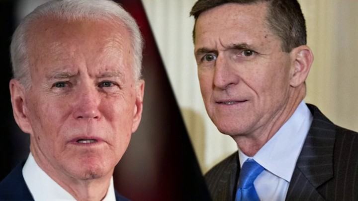 List of officials who sought to 'unmask' Flynn released: Biden, Comey, Obama chief of staff among them