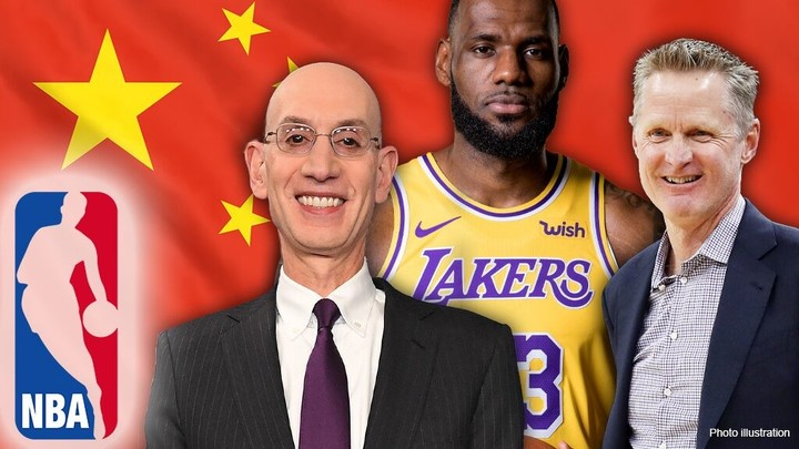 CNN, MSNBC avoid explosive NBA story of human rights abuses at its China training academies