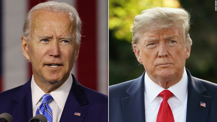 Biden clarifies he has not taken cognitive test and makes bizarre comment about an elephant and a lion.