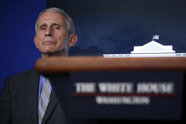 Fauci comments on US virus response seem to draw Trump's ire