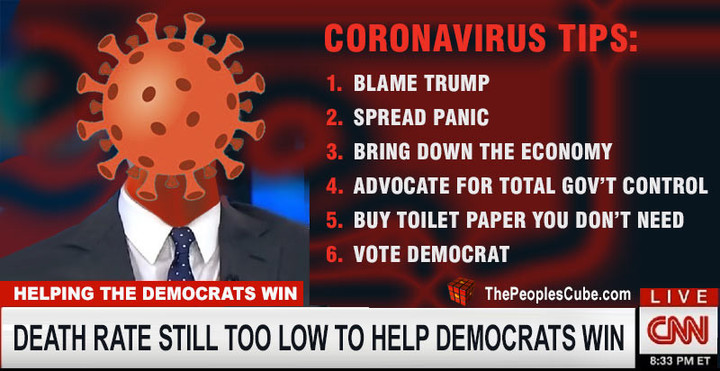 Coronavirus tips for high-ranking Party members