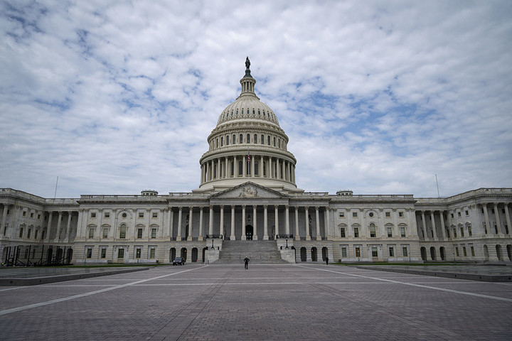 Capitol physician says Senate lacks capacity to test all senators