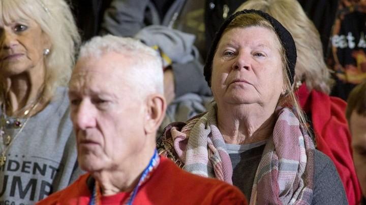 'He shot himself in the foot': Seniors repelled by Trump's pandemic response