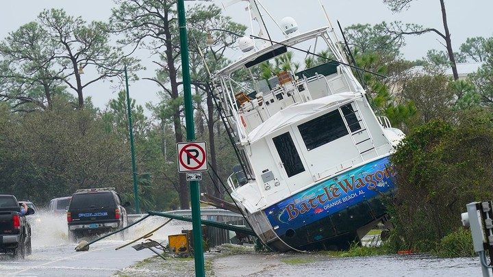Two Deaths Blamed on Sally; National Guard Called in to Assist in Florida   The Weather Channel