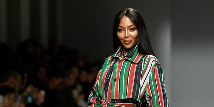 Supermodel Naomi Campbell On How the Fashion Industry Can Stay Relevant During the Pandemic