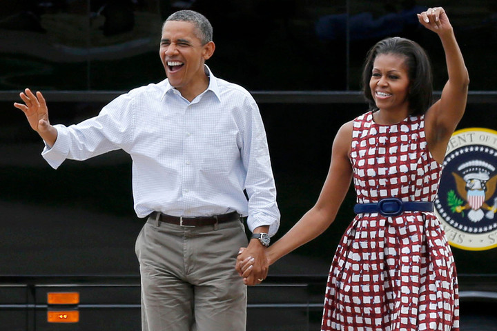 How the Obamas could easily win eight more years in the White House