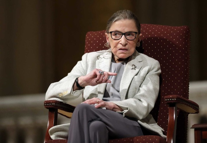 The tortured logic from right-wing media about replacing Ruth Bader Ginsburg