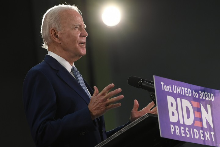 Biden gets more aggressive as 2020 campaign heats back up