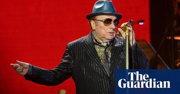Van Morrison blasts Covid gig limits as 'pseudoscience'