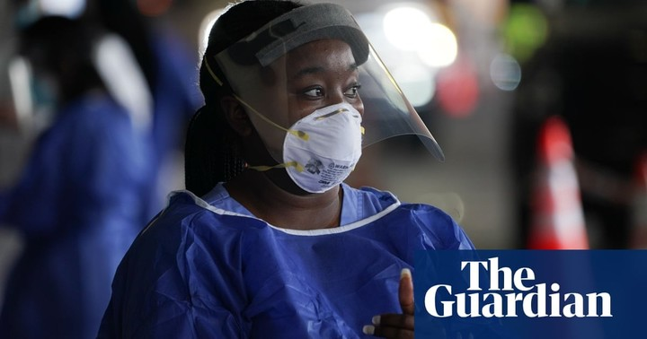 Coronavirus continuing to mutate, study finds, as US cases rise