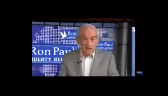 VIDEO: Ron Paul appears to suffer 'stroke' during livestream