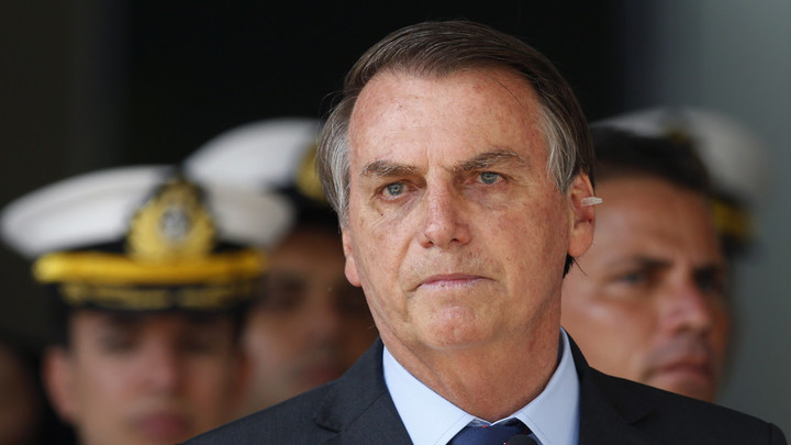 Bolsonaro even worse than Trump (if that is possible)