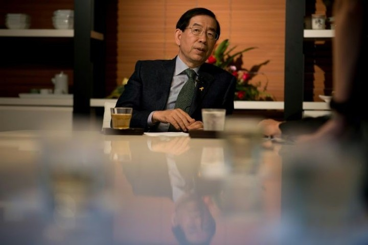 Seoul mayor missing after '#MeToo allegations'