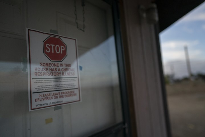 Navajo Nation residents to be under strictest lockdown yet