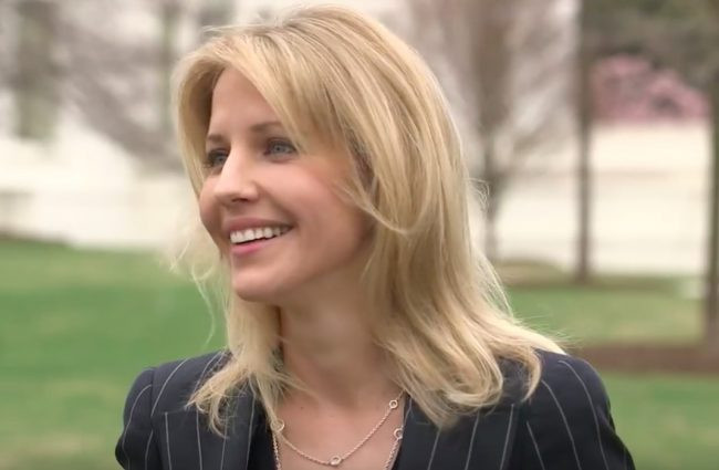 Michelle Kosinski Responds To Alleged Affair With British Diplomat Kim Darroch Being Probed Over Intelligence Leaks