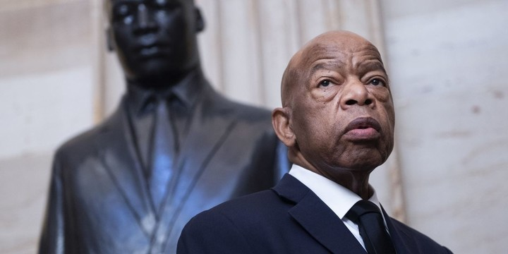 Praise Comes From Across the Political World for John Lewis