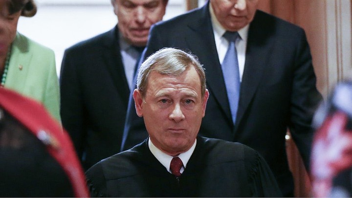 All eyes on Roberts ahead of Supreme Court's abortion ruling