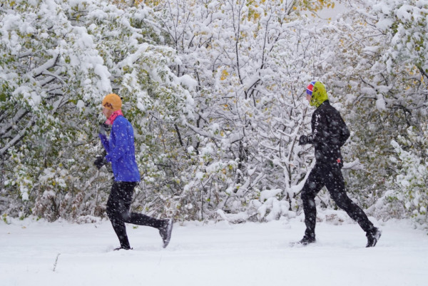Minnesota Weather: Record-Setting Snow Storm Drops Several Inches Across State