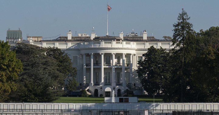 White House readies Oval Office for Trump return, just days after COVID diagnosis