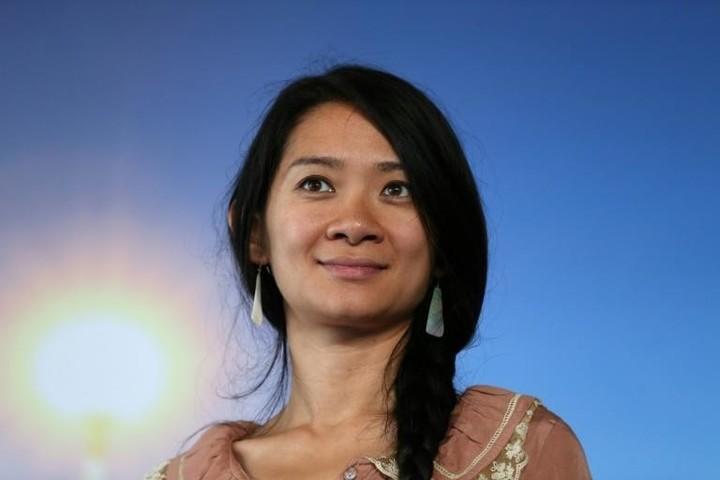 Road movie 'Nomadland' sweeps Baftas as women film-makers triumph