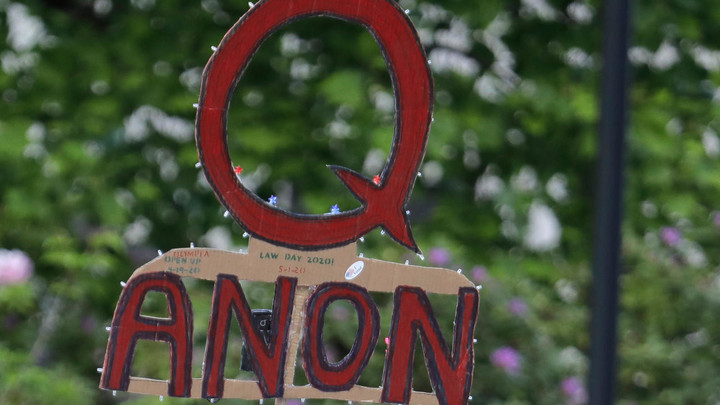'Stakes are high' as QAnon conspiracy phenomenon emerges in France