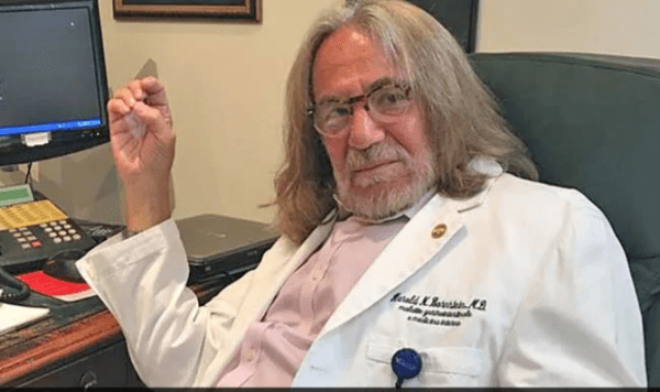 Exclusive: Harold Bornstein, Eccentric Doctor Who Said Trump Was in Excellent Shape, Dead at Age 73
