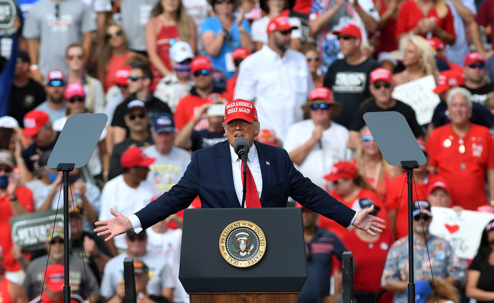 Trump campaign rallies led to more than 30,000 coronavirus cases, Stanford researchers say