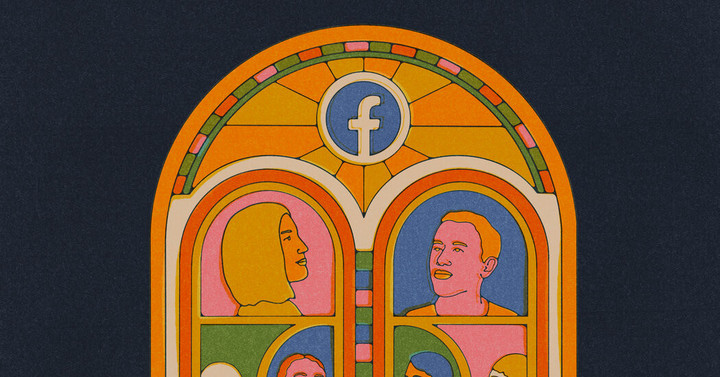 Facebook Wants You to Connect With God. On Facebook.