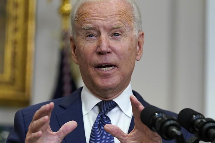 G-7 leaders can't sway Biden to delay Afghanistan withdrawal