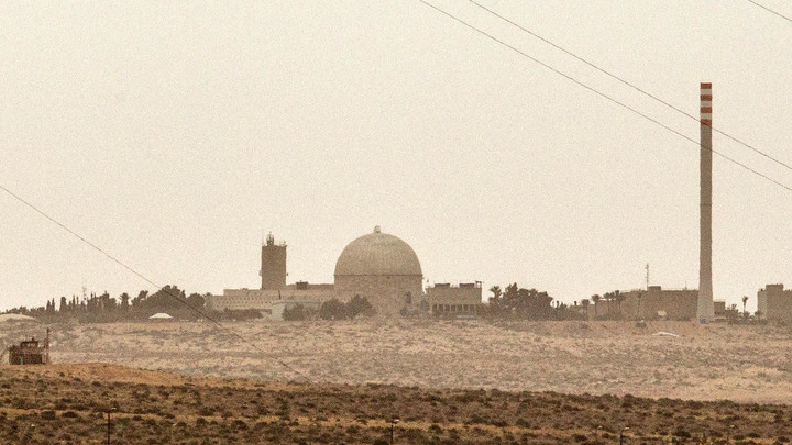 Israel strikes targets in Syria after missile lands near nuclear reactor