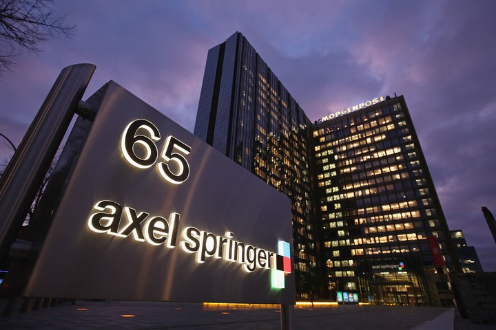 Politico sells to German publishing giant Axel Springer in deal worth about $1 billion