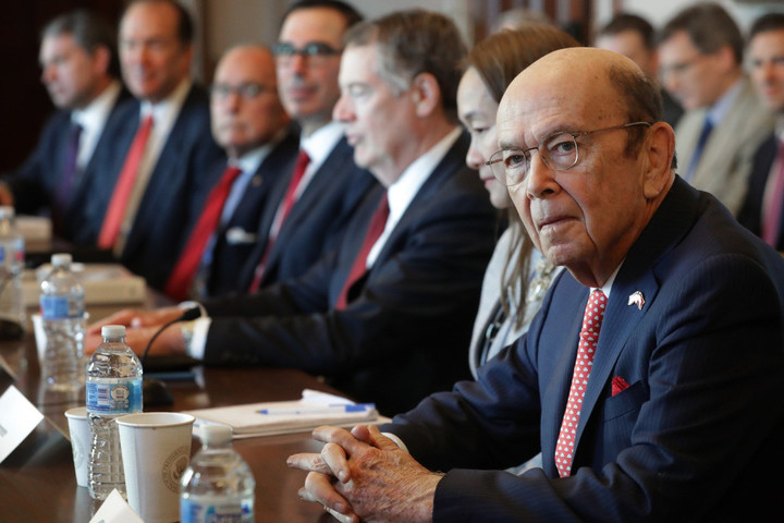 Wilbur Ross Remained on Chinese Joint Venture Board While Running U.S.-China Trade War