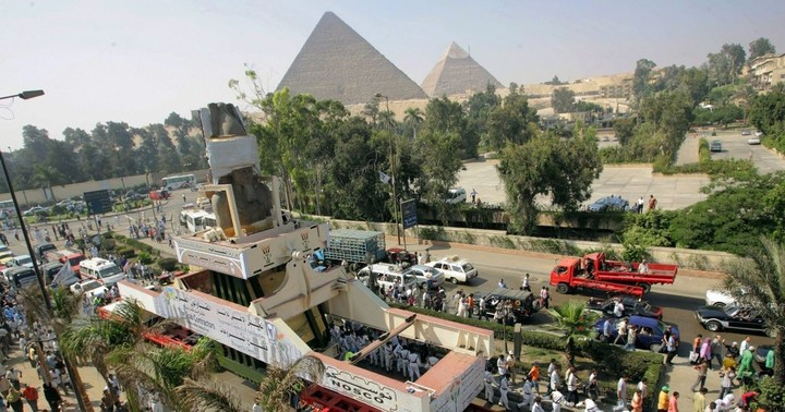 Fears 'curse of the Pharaohs' will be unleashed as Egyptian mummies are moved