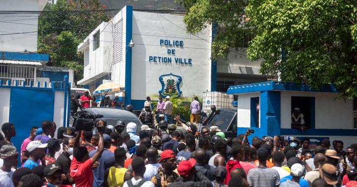 Haiti Names James Solages, a U.S. Citizen, as Assassination Suspect