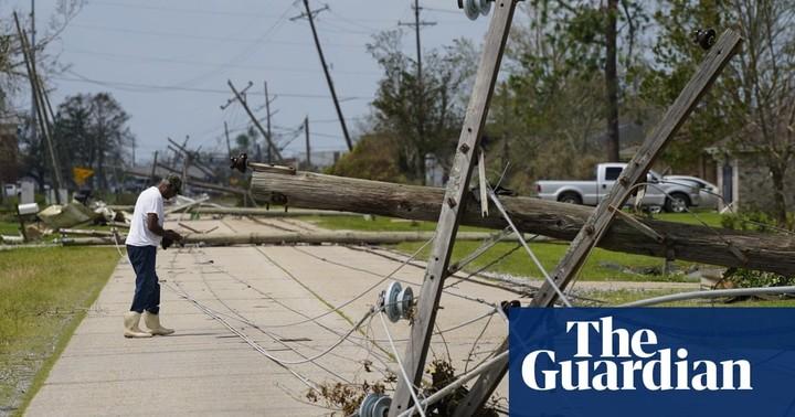Louisiana governor tells Hurricane Ida evacuees it's too soon to return