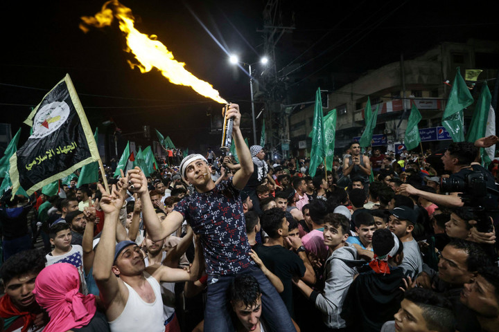 Ceasefire between Israel and Hamas begins after 11 days of violence
